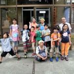 夏休み子ども達ナチュラルエコ体験塾2