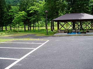 オートキャンプ場の紹介