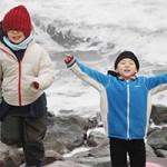 2014冬休み雪を使った北国の遊び体験(1)