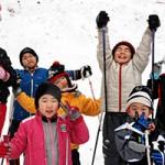 2014冬休み雪を使った北国の遊び体験(2)