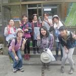 クロモジ採取と蒸留体験ツアー開催