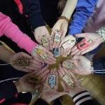 鯵ケ沢町の鯵ケ沢中学校・西海小学校・舞戸小学校の合同学習会報告