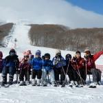 2018冬の雪山と遊ぶ体験塾