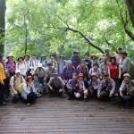 大阪シニア大学白神山地を巡る自然観察会開催報告