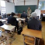 北海道知内町議会の議員さんによる視察