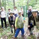 津軽の殿様古道トレッキングツアー開催報告